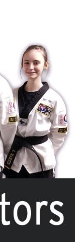 Junior Instructor Megan Martin